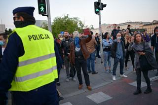 Protest przedsiębiorców. Sanepid nałożył kary pieniężne na uczestników
