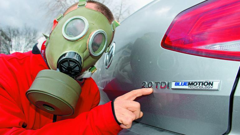 Afera spalinowa VW