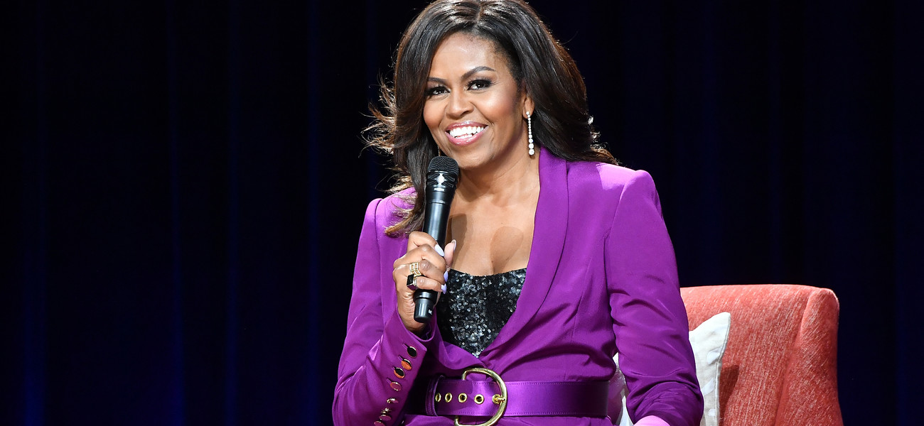 Michelle Obama fot. Paras Griffin / Contributor/ GettyImages