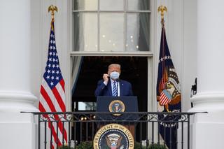COVID-19 u Trumpa wywoła kryzys konstytucyjny w USA? Pelosi sugeruje, że może przejąć władzę