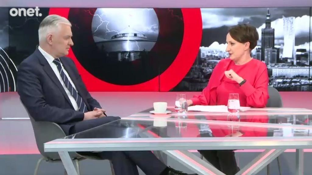 Burza polityczna: Jarosław Gowin (09.02.17)