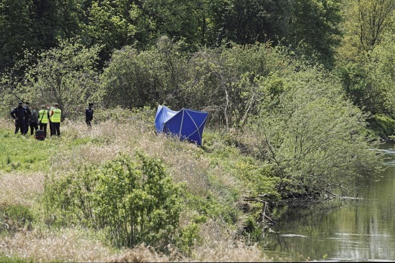 Akcja poszukiwawcza zaginionego Kacpra