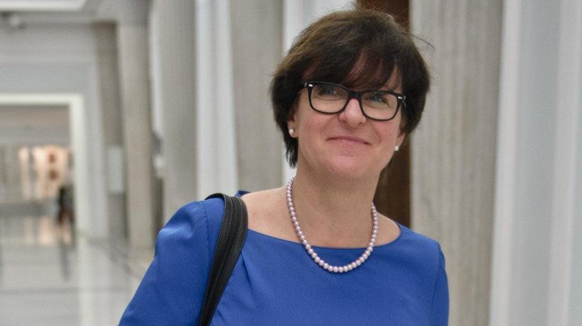Kluzik Rostkowska o Macierewiczu: Cynicznie wykorzystał żałobę Jarosława