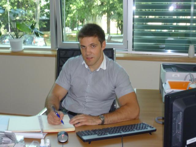 Nikola Pandrc je zamenik direktora Sektora za javne nabavke u RZZO