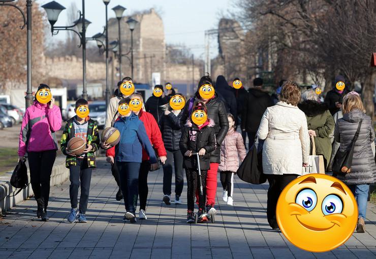 na 15 stepeni 2 januara puna setalista 020121 foto Nenad Pavlovic 004, smajli, lepo vreme