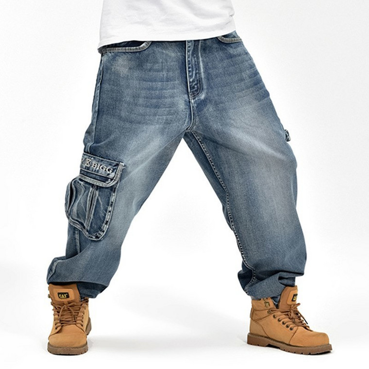Baggy jeans (Courtesy)