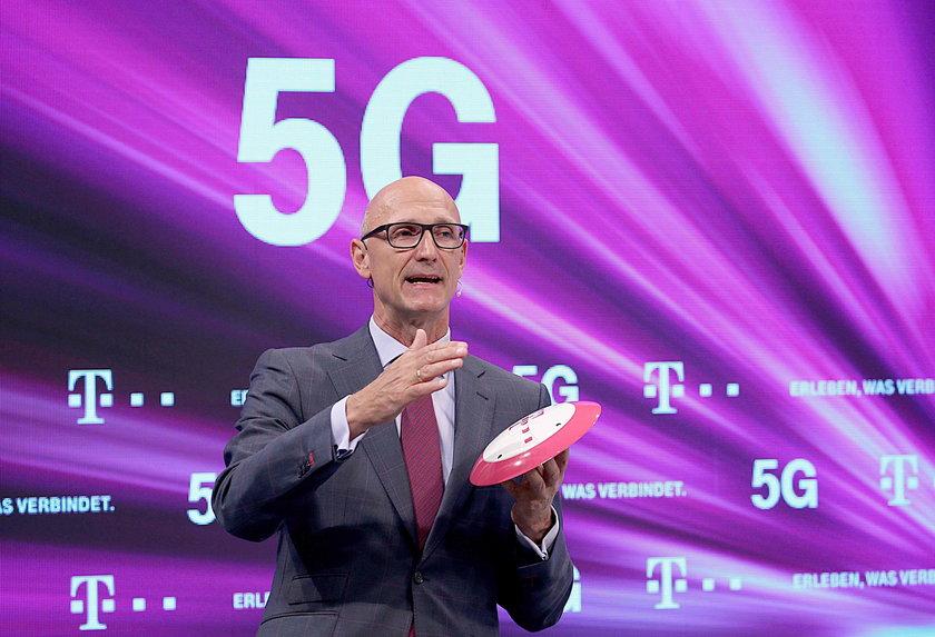 Polska sieć 5 G