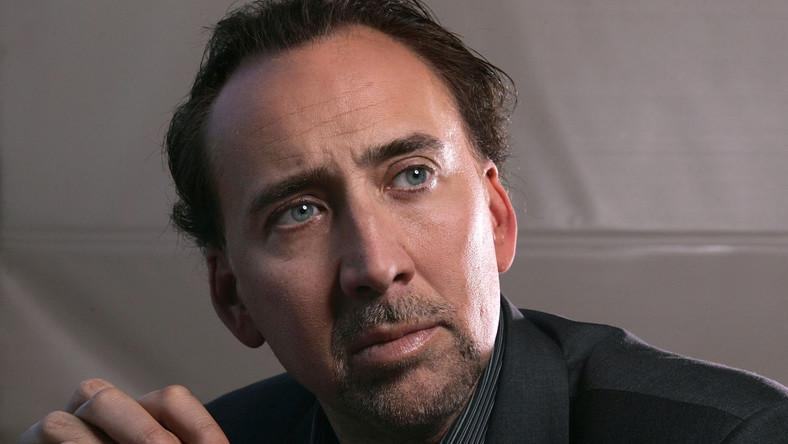 Nicolas Cage zieje ogniem