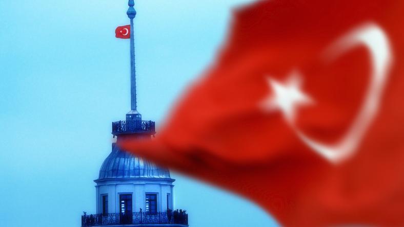 turcja, flaga turcji