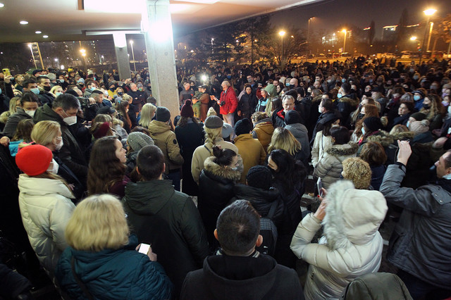 Đorđe Balašević Sava centar oproštaj Beograd
