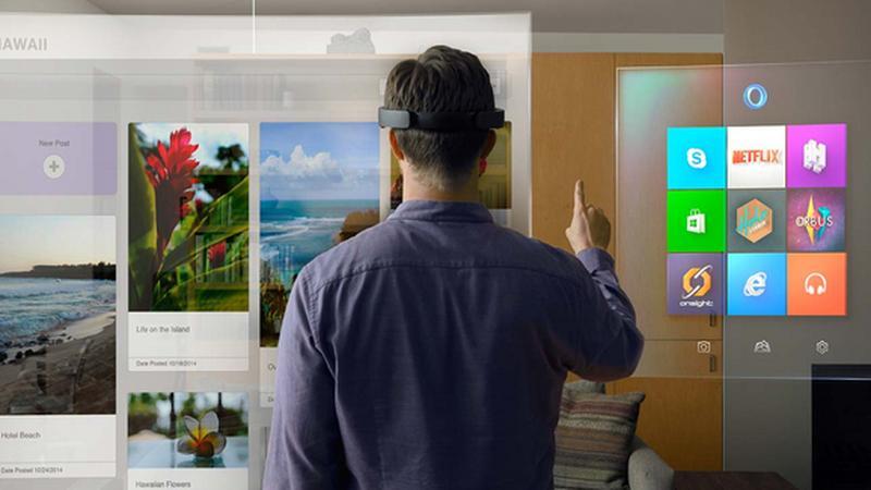 Amerykańskie wojsko widzi potencjał HoloLens