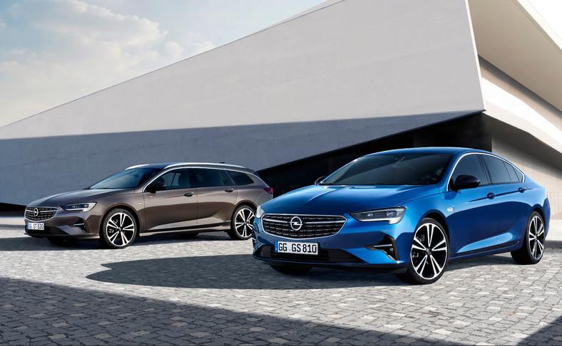 Opel Insignia - limuzyna 5d i kombi