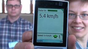 Cyfrowy radar w telefonie Nokii