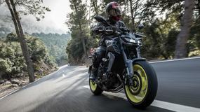 Nowa Yamaha MT-09 SP: szybkie ciacho z bakaliami