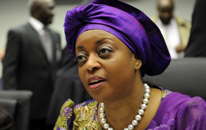 Diezani has been accused of grand scale looting during spell as minister in Nigeria (Punch)