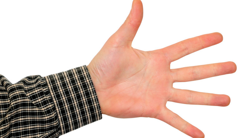 Długość palca serdecznego zdradza libido