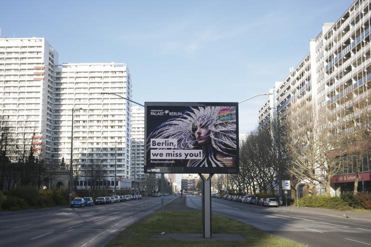 Korona, Nemačka, Berlin