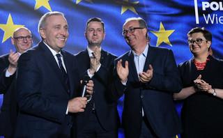 Eurowybory 2019: Sprawdź, kto z Koalicji Europejskiej otrzymał mandaty