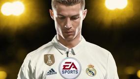 FIFA 18 oficjalnie zapowiedziana. Twarzą projektu będzie Cristiano Ronaldo