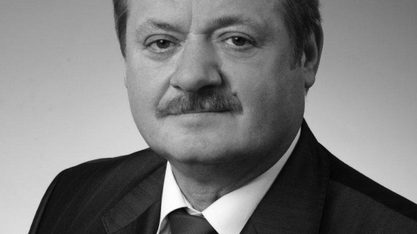 Tadeusz Pawlaczyk, radny z Leszna zmarł na świńską grypę