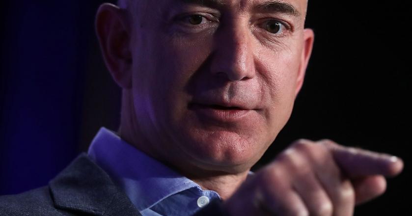 Jeff Bezos tłumaczy, czemu jedna z największych porażek Amazona była czymś dobrym