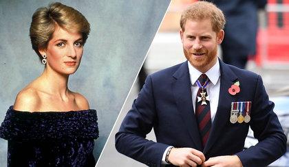 Książę Harry wyjawił, ile pieniędzy odziedziczył w spadku po mamie. Kwota robi wrażenie