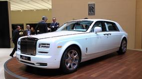 Rolls-Royce Serenity - nowy poziom luksusu (Genewa 2015)