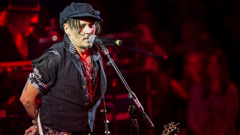 The Hollywood Vampires. Johnny Depp zagra na Festiwalu Legend Rocka w Dolinie Charlotty