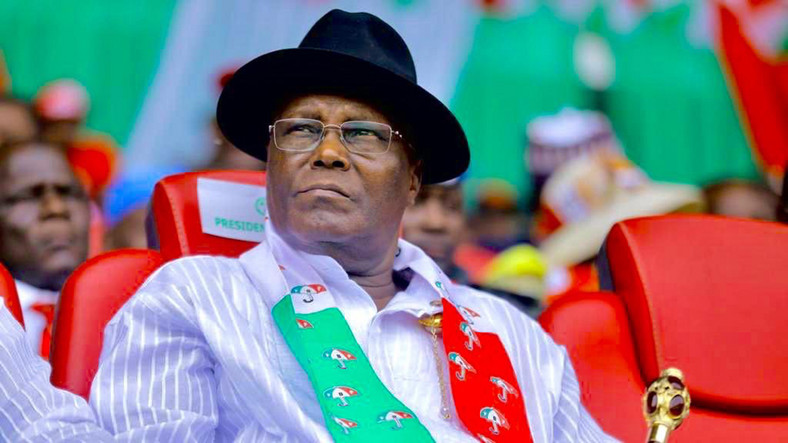 Atiku said some people are planning to destroy his reputation. (ChannelsTV)