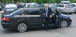 Afera z kierowcą Kaczyńskiego. Zadziwiająca odpowiedź policji