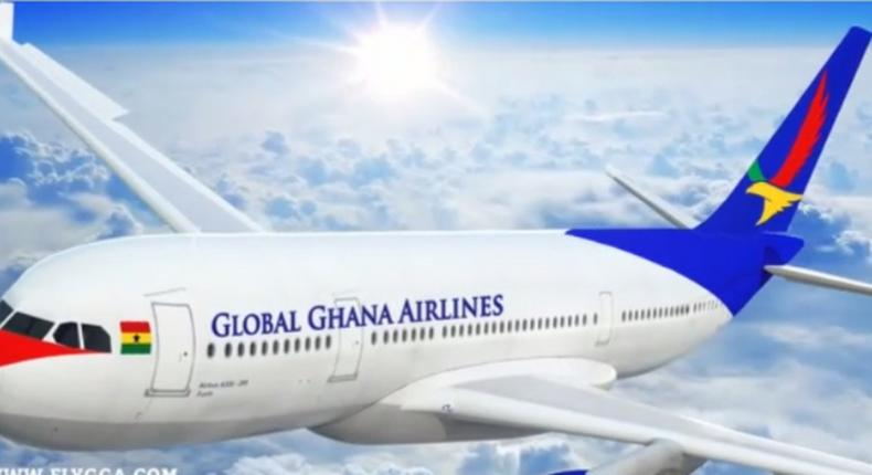 Ghana Aviation Authority cautions public against doing business with Global Ghana Airlines, here's why