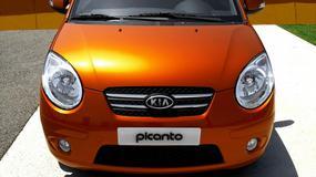 Kia Picanto I - koreański nie oznacza zły. Opinie