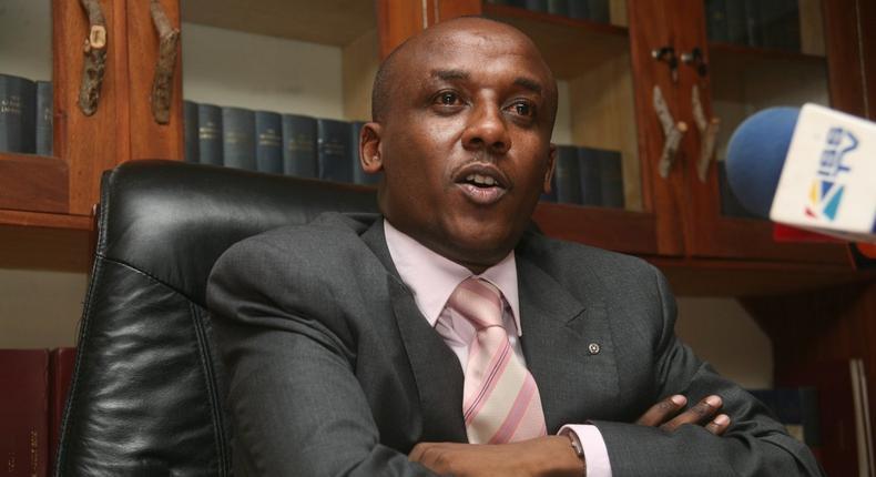 Makueni Senator Mutula Kilonzo Jr (Twitter)