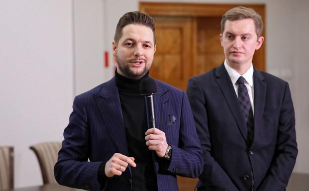Patryk Jaki i Sebastian Kaleta