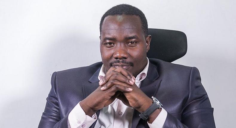 Willis Raburu defends wife after 'giving up on God' remarks