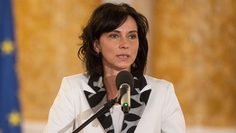 Anna Dalkowska. Dymisja wiceminister sprawiedliwości