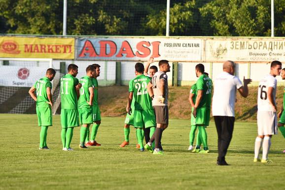FK Inđija, FK Partizan