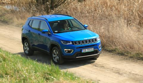 Jeep Compass – benzyniak daje mniej frajdy | TEST
