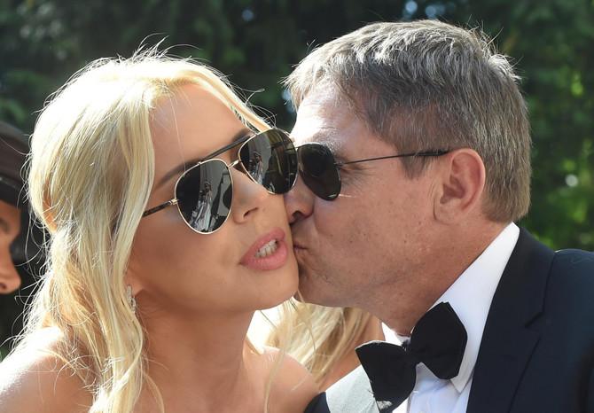 Decenije bračne sreće su iza bračnog para Stojković