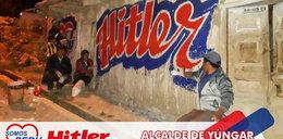 Hitler i Lennin walczą o fotel burmistrza. To nie żart!