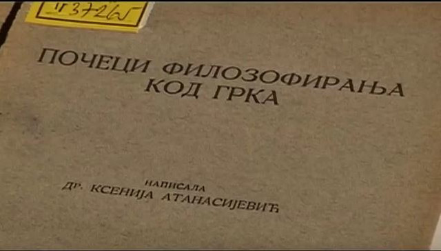 Na srpski je prevela dela najvećih svetskih filozofa
