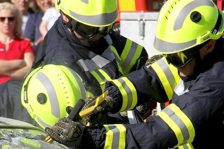 vatrogasci vjezba nesreca