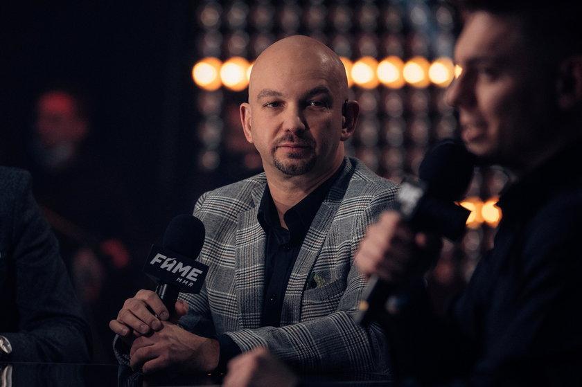 Popek nie zawalczy na Fame MMA. Kto w zamian? Szef federacji ujawnia szczegóły
