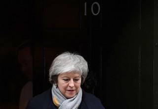 May: Parlament musi dokończyć swoje zadanie ws. brexitu