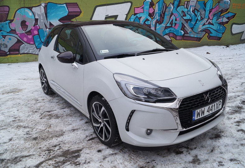 DS 3 GIVENCHY Le MakeUp 1.6 THP 165 KM