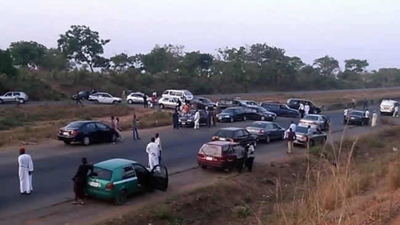 Image result for Hundreds of motorists unaccounted for as kidnappers block Kaduna-Abuja highway again