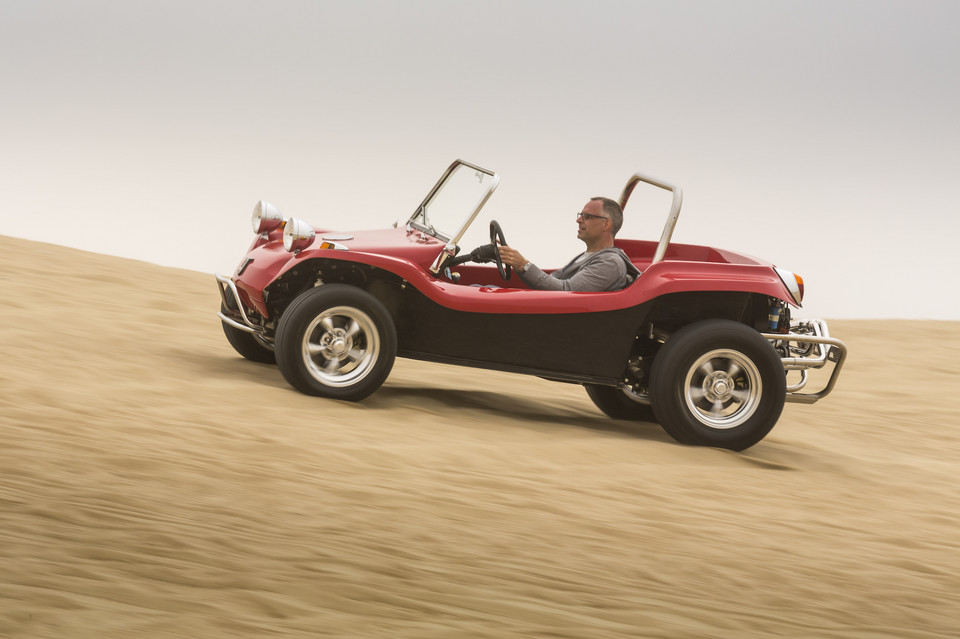 VW ID. Buggy i Meyers Manx