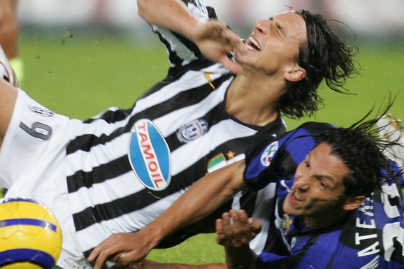 KO NA MATERACIJA KRENE... Prgavi Italijan EKSPRESNO ODGOVORIO Ibrahimoviću! Zlatan slobodno može da se POKRIJE UŠIMA!