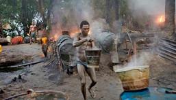 Illustrative photo of the Niger Delta region (Abiodun Alade)