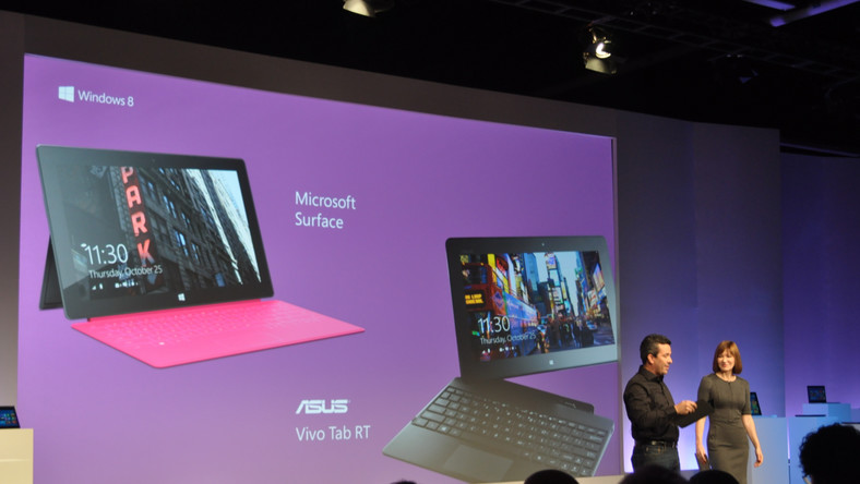 Nowy tablet Microsoftu